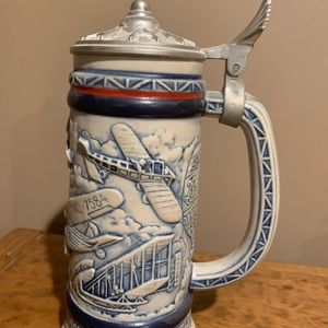 Decorative stein